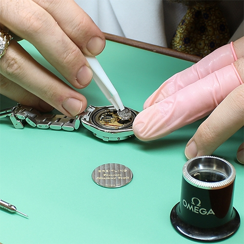 Omega and Breitling Watch Repair