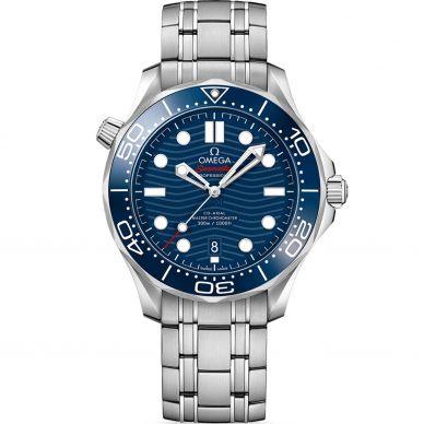 Omega 210.30.42.20.03.001 Seamaster Diver 300M Mens Watch