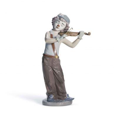 Lladro 01008239 Bohemian Melodies Figurine