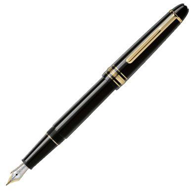 106514 Meisterstück Gold-Coated Classique Fountain Pen