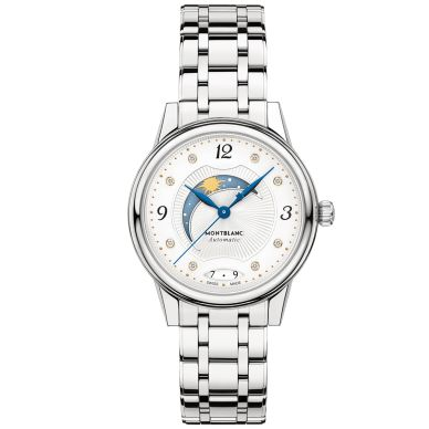Montblanc Bohéme Automatic Day Night Indicator Womens Watch 114731