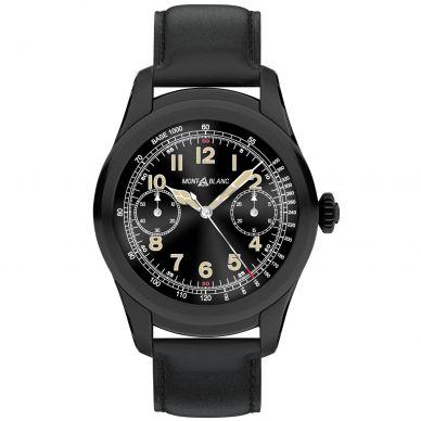 Montblanc Summit Smartwatch Mens Watch 117538