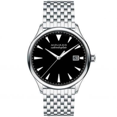 Movado Heritage Series Calendoplan Rose Gold Watch 3650021