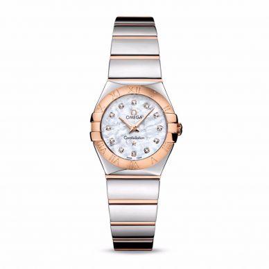 Omega Constellation 123.10.24.60.55.004 Womens Diamond Watch
