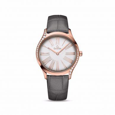 Omega Womens Sedna Gold Watch 428.58.36.60.02.001