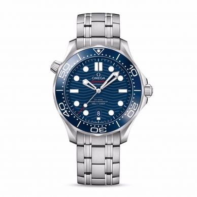 Omega Seamaster 300M Blue Dial Watch 21030422003001