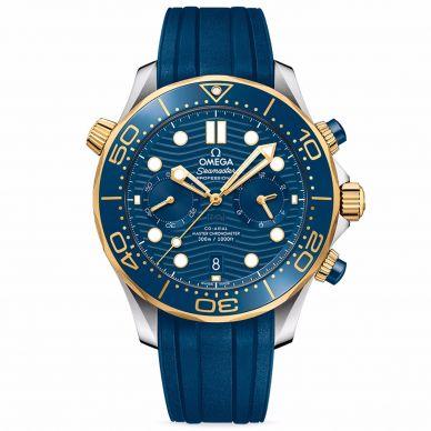 Omega Seamaster Chronograph Chronometer
