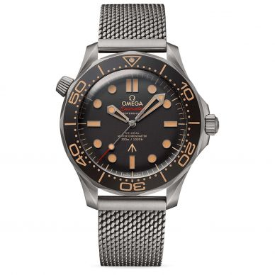 Omega Seamaster Professional Limited Edition 007 Watch