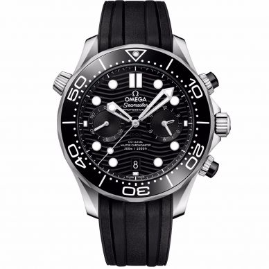 DIVER 300M CO‑AXIAL MASTER CHRONOMETER CHRONOGRAPH 44 MM
