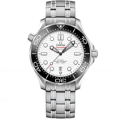 Omega Seamaster Stainless Steel Diver Watch 21030422004001