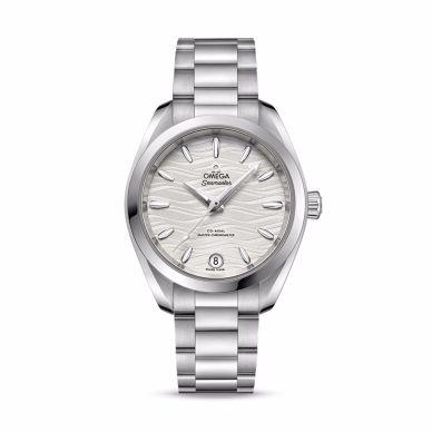 Omega Seamaster Aqua Terra Sedna Gold Watch 220.22.41.21.02.001