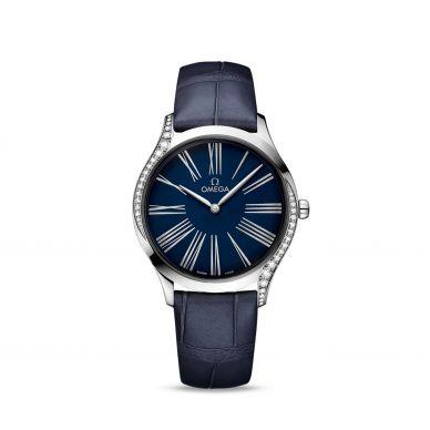 424.20.33.20.58.002 Omega De Ville Womens Two Tone Watch