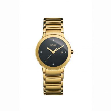Rado Centrix Diamonds Quartz Womens Watch R30528713
