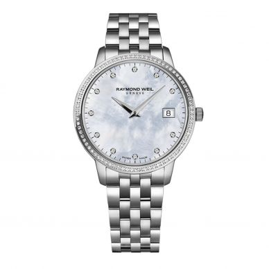 Raymond Weil Diamond Watch 5388-STS-97081