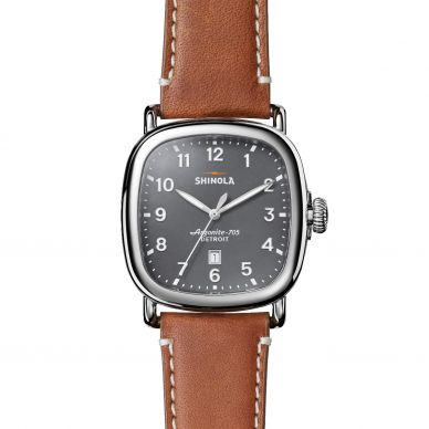 Shinola 20161931-SDT-001380103 The Cass Watch