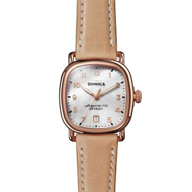 Shinola rose gold ladies watch 20089894-SDT-003675903
