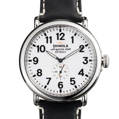 Shinola The Runwell Quartz Mens Watch 10000016