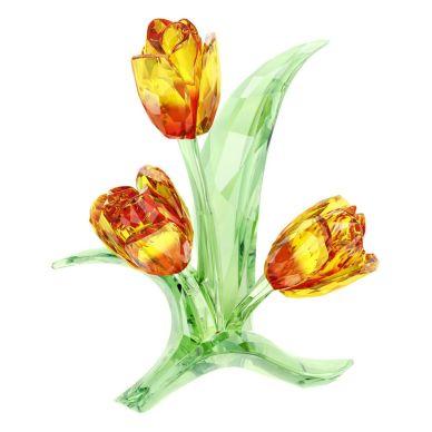 5302530 Tulips Crystal Decoration