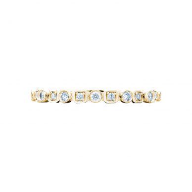 Tacori 201-2ET Yellow Gold Wedding Ring for Women