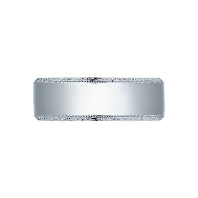 Tacori 2553 5-5mm Men's Simple Platinum Wedding Band