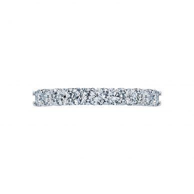 Tacori 2598B12X White Gold Wedding Ring for Women