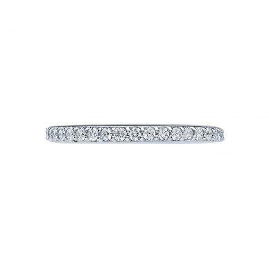Tacori 2630BLG White Gold Wedding Ring for Women