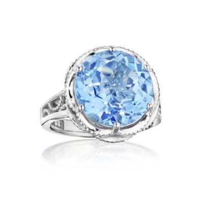 Tacori Swiss Blue Topaz Ring