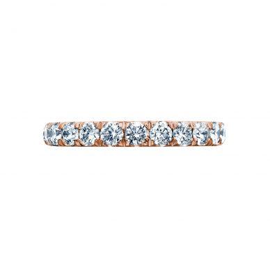 Tacori HT2623B34 Rose Gold Wedding Ring for Women