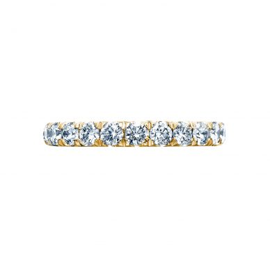 Tacori HT2623B34 Yellow Gold Wedding Ring for Women