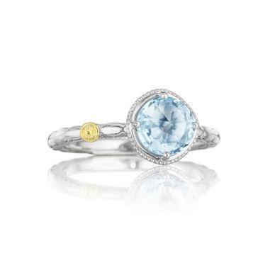 Tacori SR22802 Sky Blue Topaz Ring