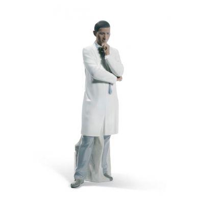 Lladro 01008601 Male Doctor Figurine