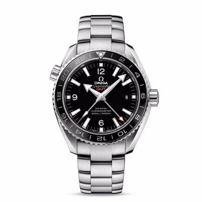 Omega 232.30.44.22.01.001 Seamaster Plant Ocean Black Dial Watch