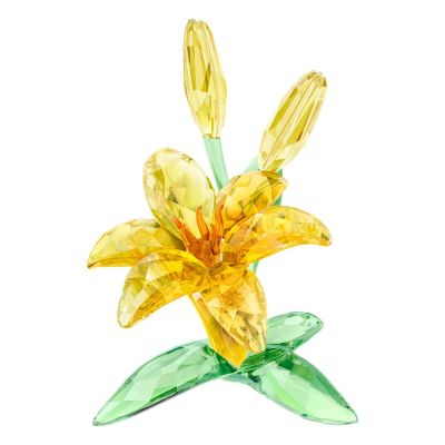 5371641 Swarovski Crystal Lily Decoration
