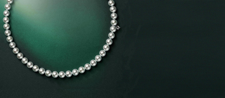 Mikimoto pearl jewelry